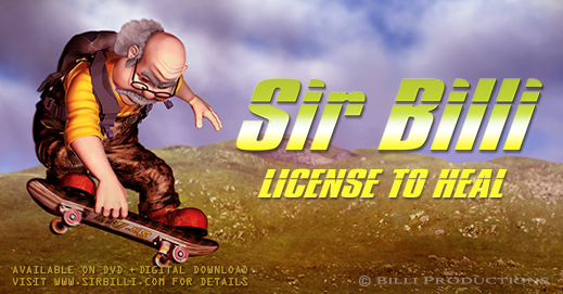 Sir Billi - License to Heal