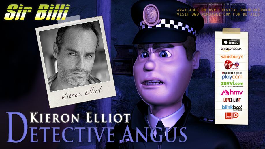 Kieron Elliot