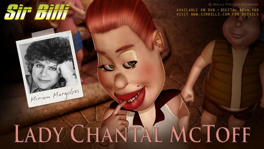 Lady Chantal McToff