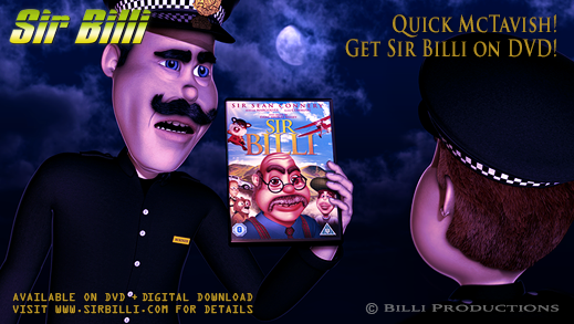Get Sir Billi on DVD