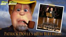 Patrick Doyle's Birthday Concert