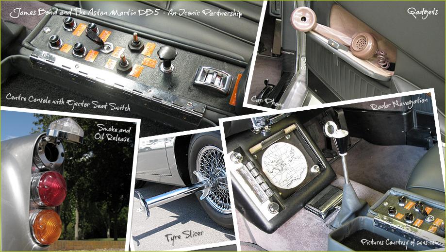 DB5 Gadgets